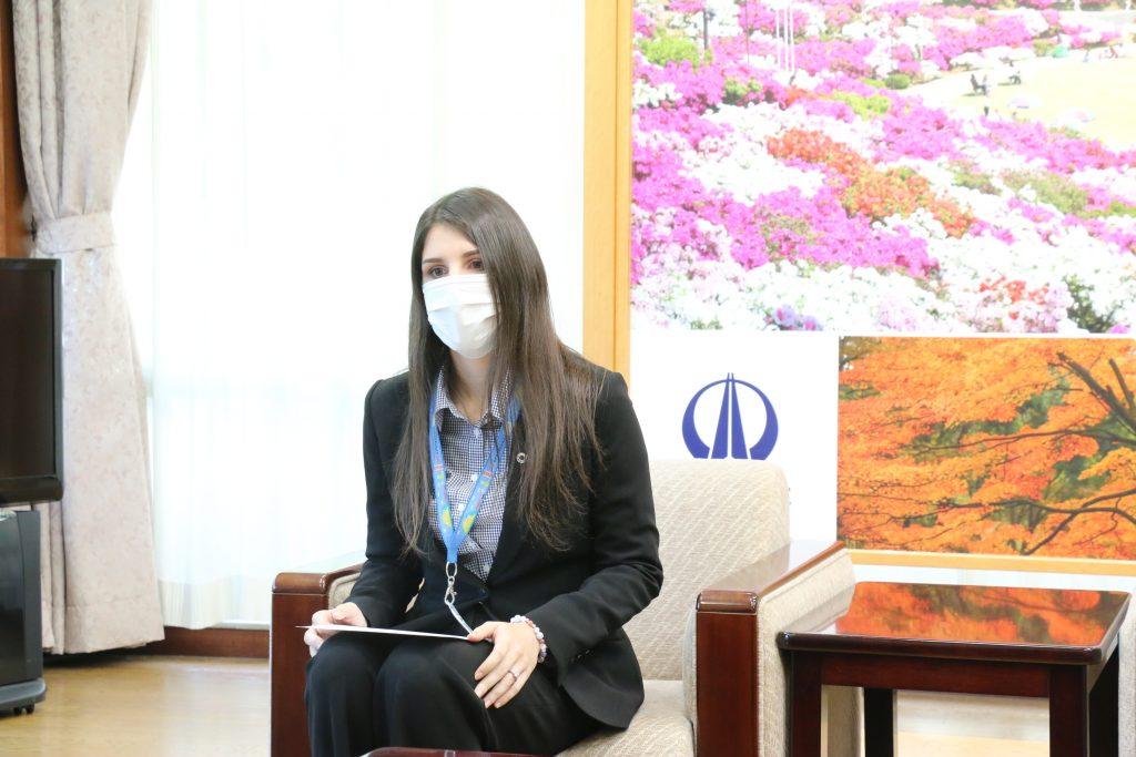 川口サマンサさん